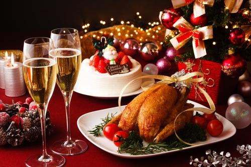 Christmas at Michelangelos