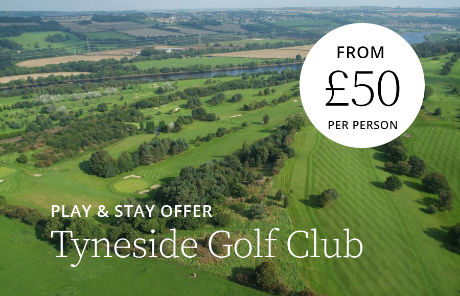 Play and Stay – Tyneside Golf Package